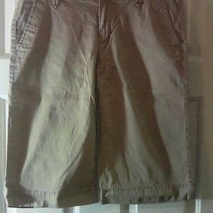 Calvin Klein Khaki Shorts 8